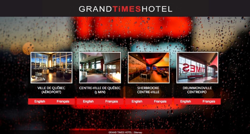 Grand Times Hotels